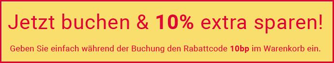 Rabattaktion - Berlin City Pass - 10% sparen