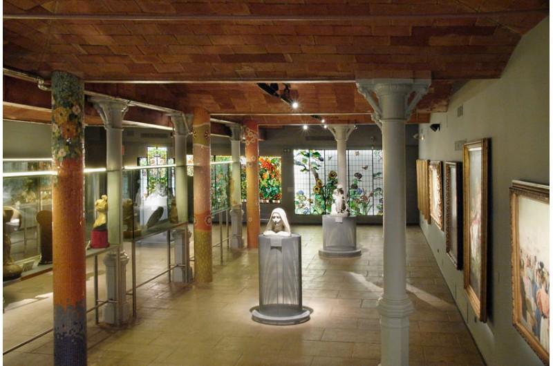 Museu del Modernisme - Eintritt frei & Ticket inklusive