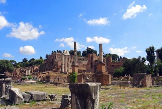 Der Palatin in Rom