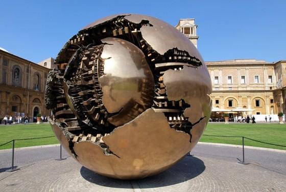 Vatikanische Höfe in Rom