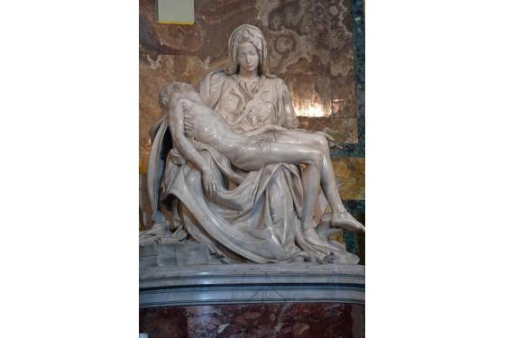 Museo Gregoriano Profano Statue historisch in Rom