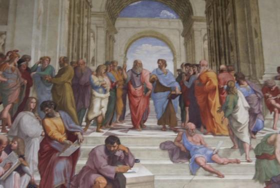 Stanzen des Raffael im Vatikan