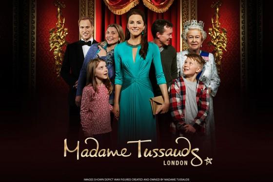 Madame Tussauds London - Hier Eintritt frei