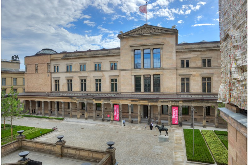 Neues Museum Ticket Im Berlin City Pass Inklusive