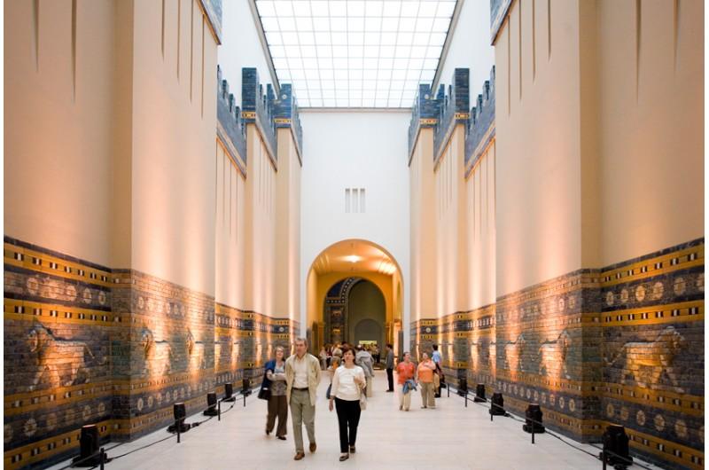 Das Pergamonmuseum Eintritt Inklusive
