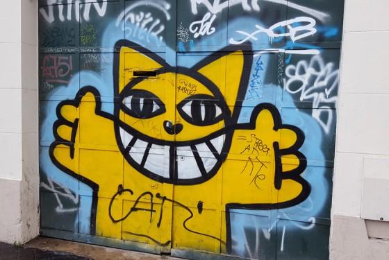 Street Art und Flohmarkt Tour durch Paris mit Nekovisit
