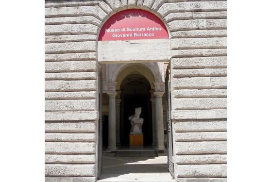 Museo di Scultura Antica Giovanni Barracco Eingang