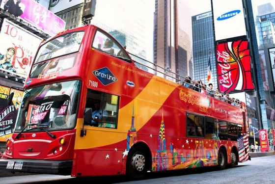 Gray-Line-CitySightseeing-Bus-Downtown-Tour