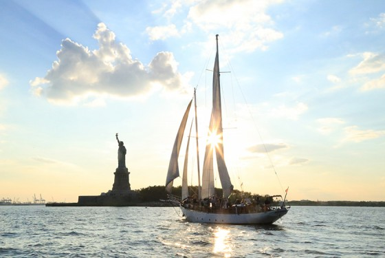 Manhattan by Sail - Shearwater Classic Segelausflug