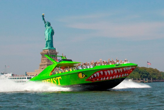 The Beast Speedboat