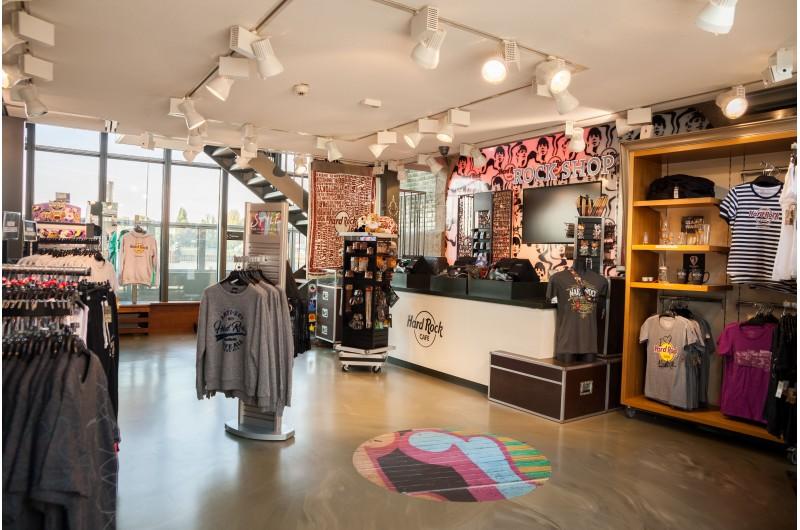 anerkannte Marken kauf verkauf laest technology Hard Rock Cafe Hamburg - Rock Shop - Turbopass