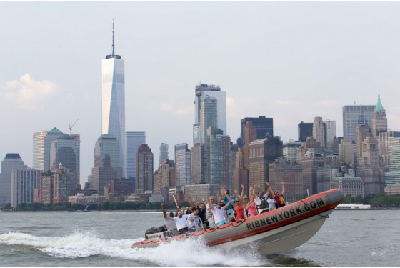 Sightseeing RIB New York
