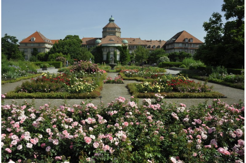 Botanischer Garten Munchen Nymphenburg Turbopass
