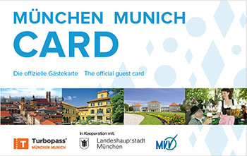Munich Card by Turbopass