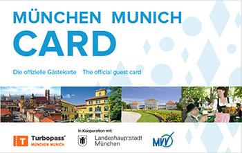 München Card von Turbopass