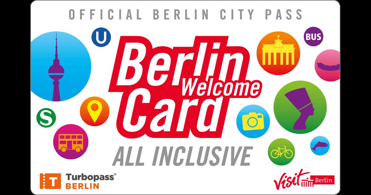 Berlin Welcomecard All Inclusive Zeit Und Geld Sparen