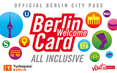 BerlinWelcomeCard All Inclusive